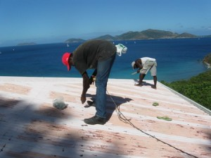 Tales from Tortola … renos