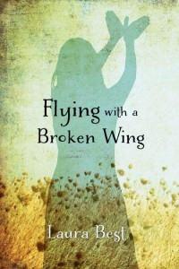 Flying book cover
